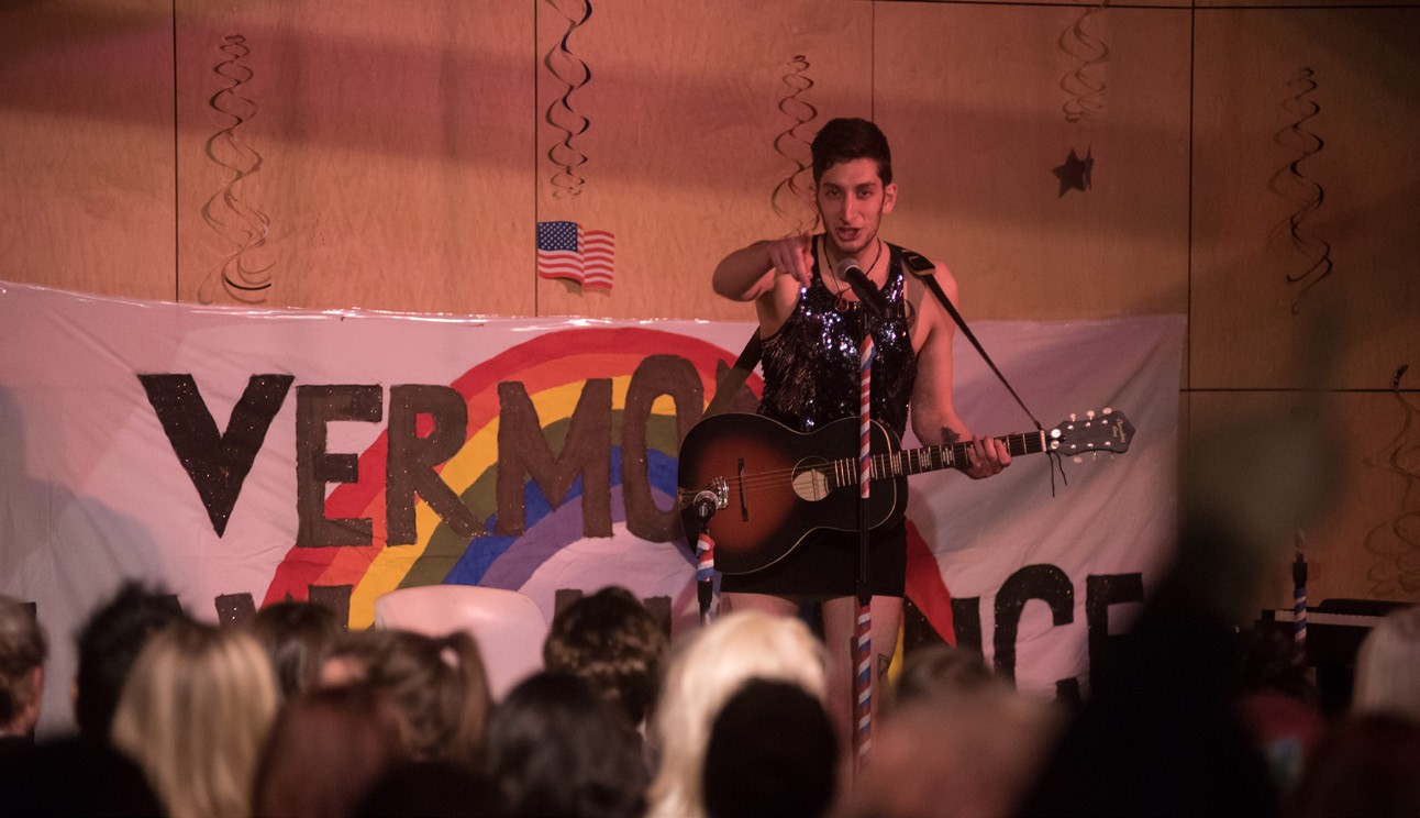 Vermont Law School's 'Gayla' Event a Real 'Drag' | The